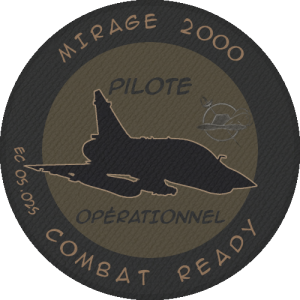Patch Mirage 2000D